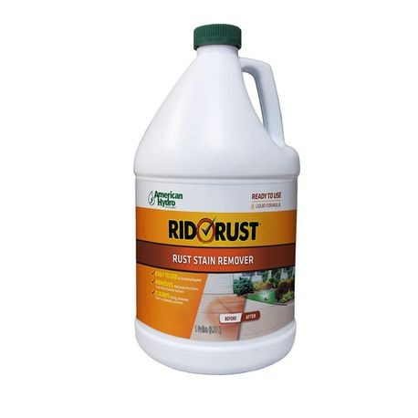 Pro Products - Rid O' Rust Stain Remover - Gal
