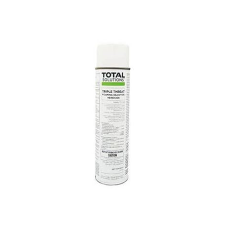 Athea Laboratories - Triple Threat Aerosol Foaming Post Emergent Herbicide - 22 OZ Can