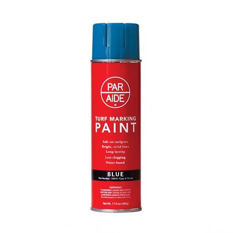 Par Aide - 18 OZ Marking Paint - Blue - Case of 12