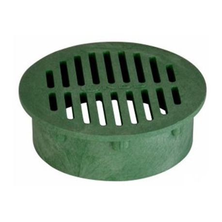 "NDS - 12"" Green Round Grate"