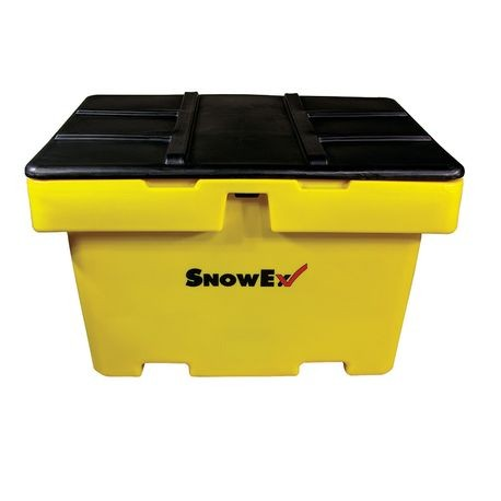 SnowEx - Heavy-Duty Salt Bin - 18.0 CU FT - 1750 LBS