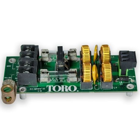 Toro - Repaired Surge Protection Communication PCB Assembly