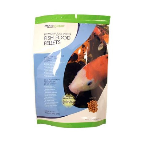 Aquascape - Premium Cold Water Fish Food Pellets 2 kg