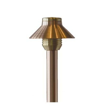 FX Luminaire - SP Series Xenon or Halogen Path Light - Sedona Brown Finish