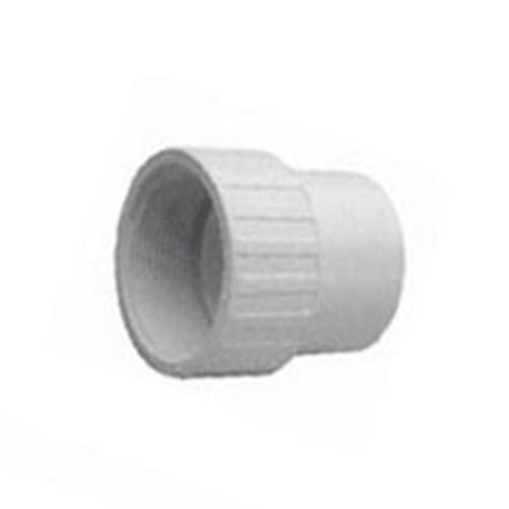 "Spears - 1/2"" Sch40 PVC Spigot X Female Adapter"