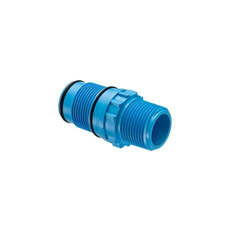 "Spears - 1"" PVC Swing Joint Inlet Adapter MPT X MBT With O-Rings"