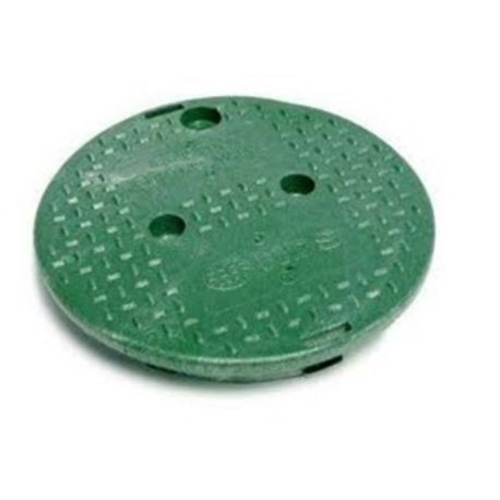 "NDS - 10"" Green Round Cover"