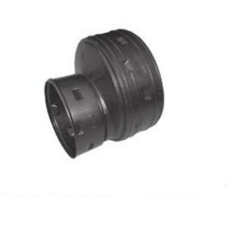 "Advanced Drainage Systems - 8"" X 6"" Corrugated Drain Tile Reducing Coupling"