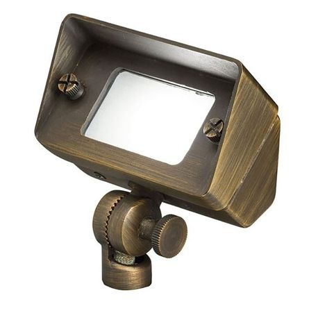 Kichler - Flood Light, Centennial Brass