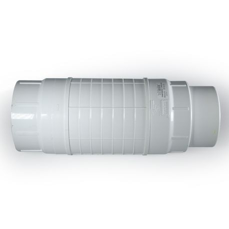 "Spears - 4"" PVC Repair Coupling Spigot X SOC"