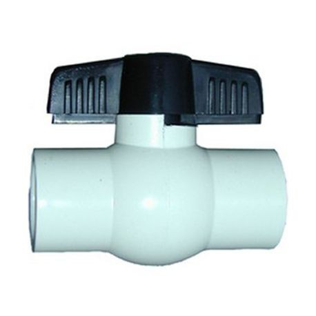 "1/2"" PVC Ball Valve Thread X Thread"