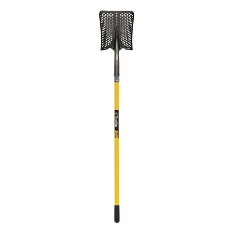 "Toolite® - #2 Square Point Shovel with 48"" handle"