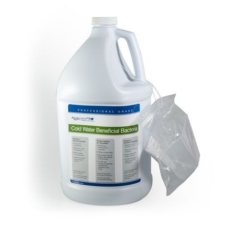 Aquascape - Cold Water Beneficial Bacteria, 1 GAL