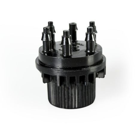 Rain Bird -  PC Emitter With Threaded Inlet