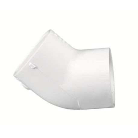 "Spears - 1/2"" Sch40 PVC 45° Elbow Slip X Slip"