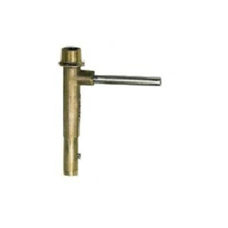 "1"" Quick Coupler Key 1"" NPT Male X 3/4"" Female"