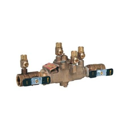 "Watts - 1-1/4"" Pressure Reducing  Backflow Preventer"