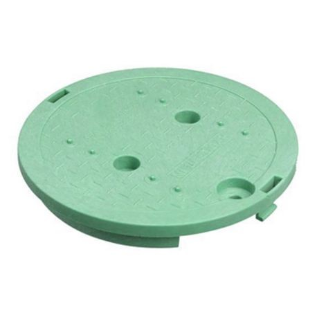 "NDS - 6"" Green Round Cover"