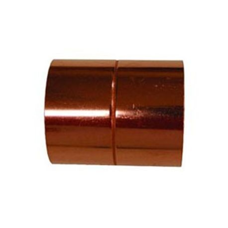 "1"" Copper Coupling C X C  No Stop"