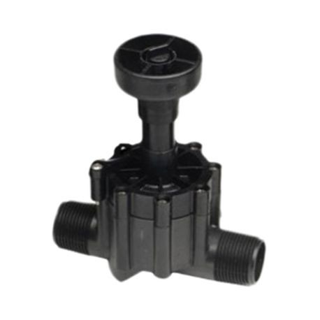 "Toro - 1"" Male Thread X Male Thread In-Line Electric Valve with Flow Control"