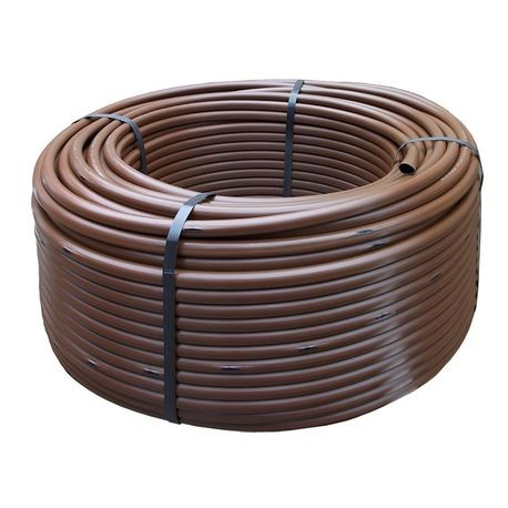 "Rain Bird - 500' XFD Drip Irrigation Line 0.6GPH with 12"" Spacing"