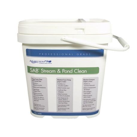 Aquascape - PRO SAB Stream & Pond Cleaner - 9 lbs - Dry