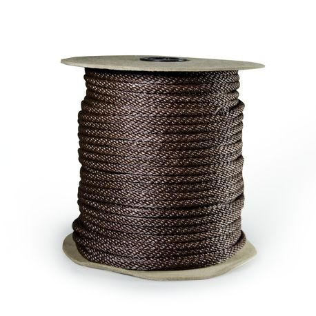 Aqua Control Inc. - Mooring Rope-Black-250' On Spool