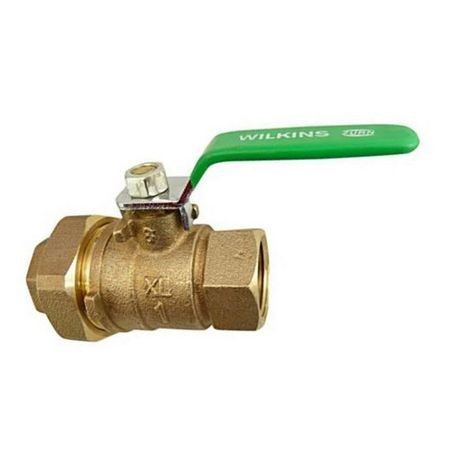 Zurn - 850XL Ball Valve With Union (Lead Free)