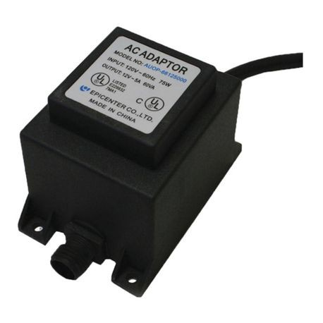 Aquascape - 20-Watt 12 Volt Transformer