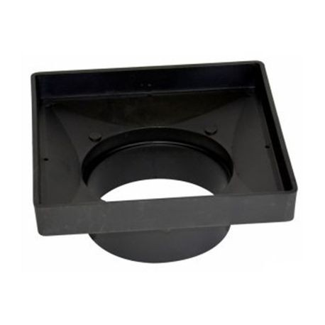 "NDS - 12"" Square Low Profile Spigot Adapter"