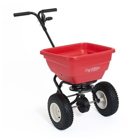 Earthway F80 Commercial Broadcast Spreader 80lbs