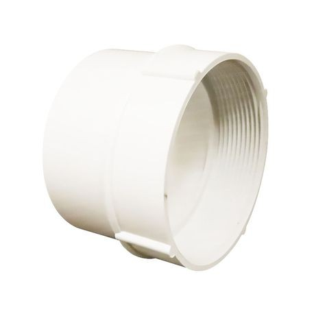 "Multi Fittings - 4"" PVC Sewer Female Adapter H X FPT"