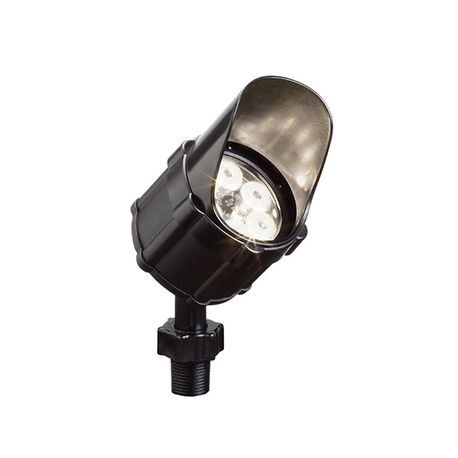Kichler - 6 LED Accent Light With 35° Spread - Textured Black Finish