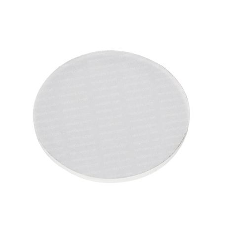 "Abrisa Industrial Glass - 2"" Frosted Lens"