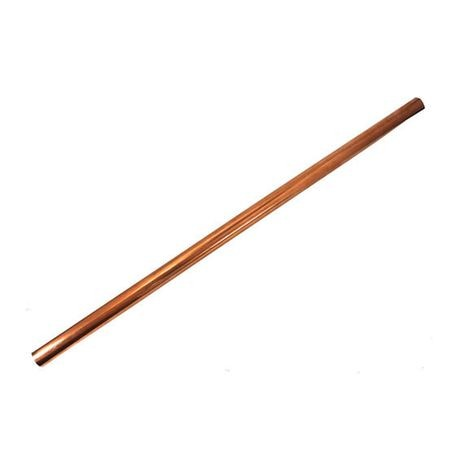 "1"" X 10' Type L Hard Copper Plumbing Tube"