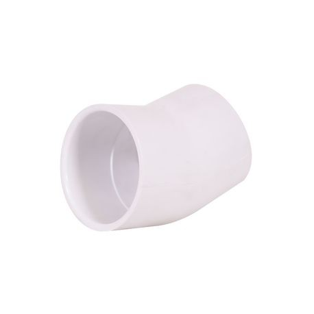"Spears - 4"" Sch40 PVC 22-1/2"" Elbow Slip X Slip"