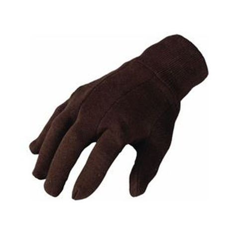 T Christy Enterprises - 9oz Brown Jersey Glove