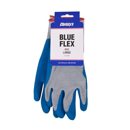 T Christy Enterprises - Blue Flex Glove, Large