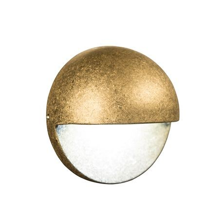 FX - MS Series 1LED Wall Light With Zoning & Dimming - Bronze Finish