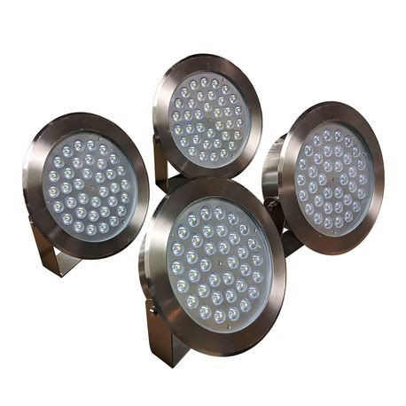 Aqua Control - Set of 4 80 W LED Lights 200' Cable