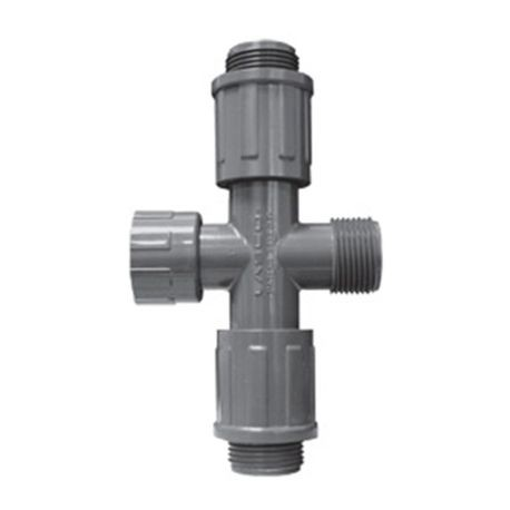 "Spears - Residential & Commercial Irrigation Ultrazone 1"" Valve Connectors Cross Nut X MTHD X MVCONN"
