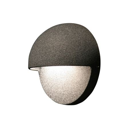 FX - MM Series 10W Incandescent Wall Light - Weathered Iron