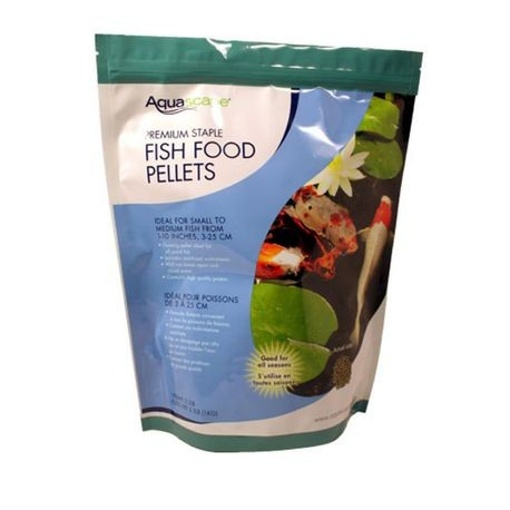 Aquascape - Premium Staple Fish Food Pellets 1kg