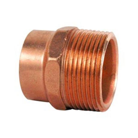 "1"" Copper Male Adapter C X MPT"