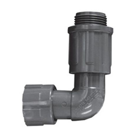"Spears - Residential & Commercial Irrigation Ultrazone 1"" Valve Connectors Elbow Nut X MVCONN"