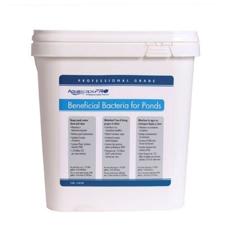 Aquascape - PRO Beneficial Bacteria  9 LBS - Dry
