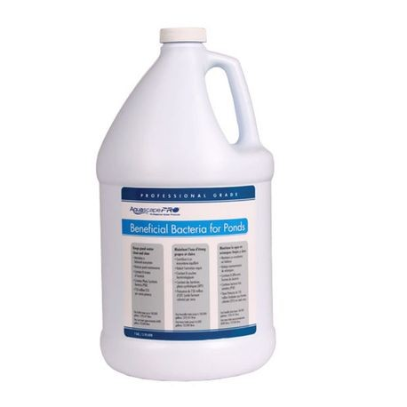 Aquascape - PRO Beneficial Bacteria 1 gal - Liquid