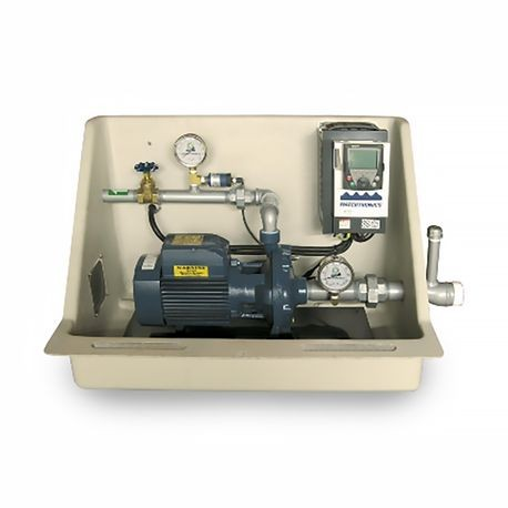 Watertronics - WaterPak 3 -  3 HP VFD Drive, 230V, 1 Phase Pump Station