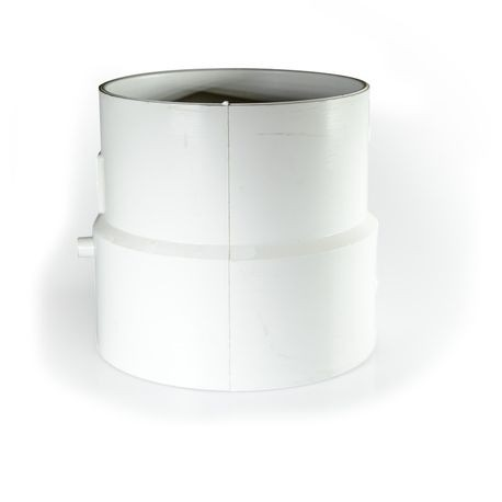 "Multi Fittings - 6"" Adapter Coupling Sewer To Sch40"