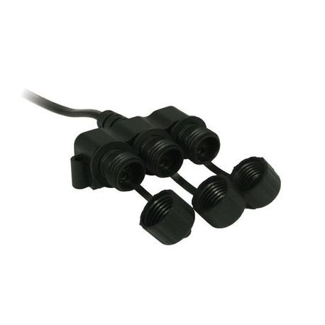 Aquascape - 3-Way Splitter For 12 Volt Lighting